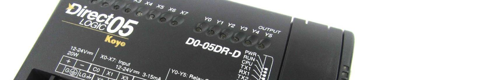 Direct Logic PLC